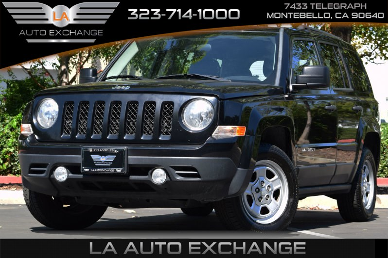 2014 Jeep Patriot Sport - LA Auto Exchange