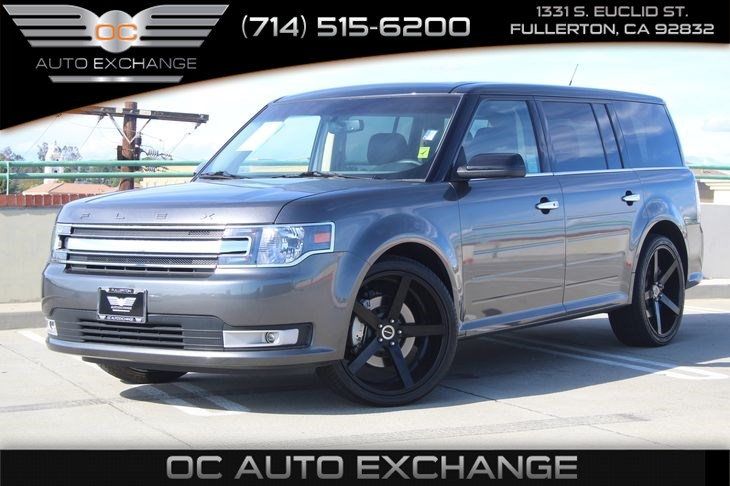 2015 Ford Flex SEL (KEY START & APPEARANCE PKG)