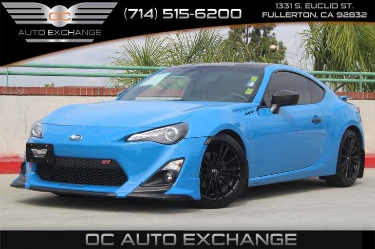 Hyper Blue Brz >> 2016 Subaru Brz Series Hyperblue Oc Auto Exchange