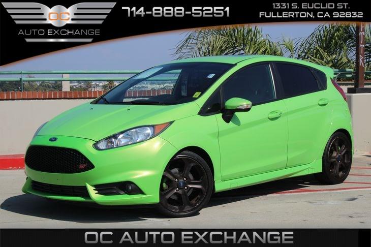 Sold 2014 Ford Fiesta St In Fullerton