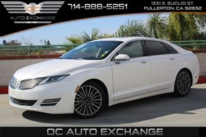 View 2016 Lincoln MKZ