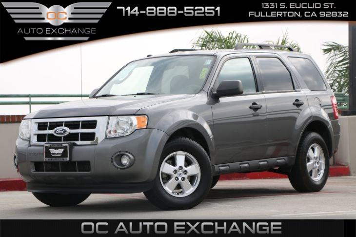 Sold 2012 Ford Escape Xlt In Fullerton