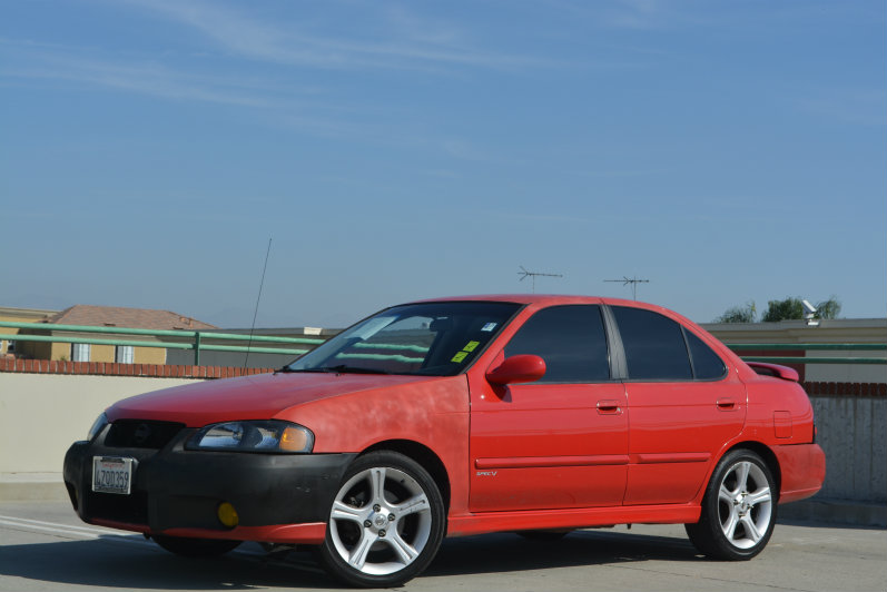 2003 Nissan Sentra Se R Spec V >> 2003 Nissan Sentra Se R Spec V Oc Auto Exchange
