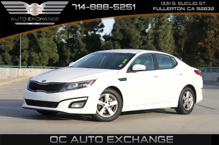 2015 Kia Optima LX (BLUETOOTH & AIR CONDITIONING)