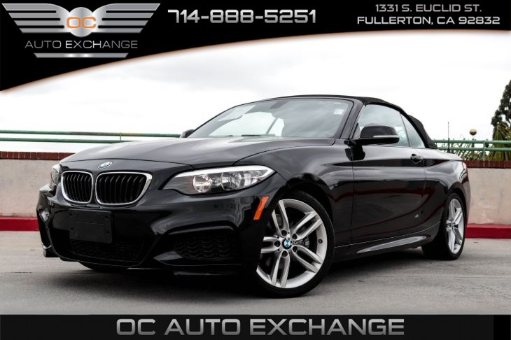 2016 BMW 2 Series 228i M Package