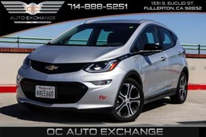 View 2017 Chevrolet Bolt EV