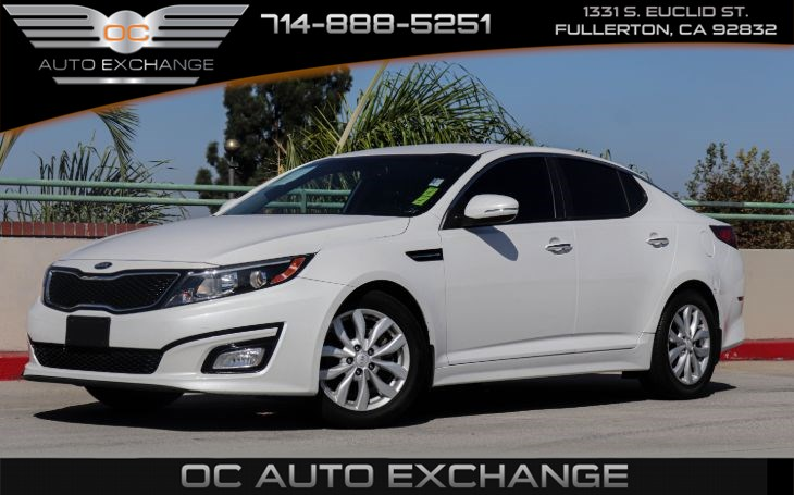 "2015 Kia Optima EX (CRUISE CONTROL & 17"" WHEELS)"