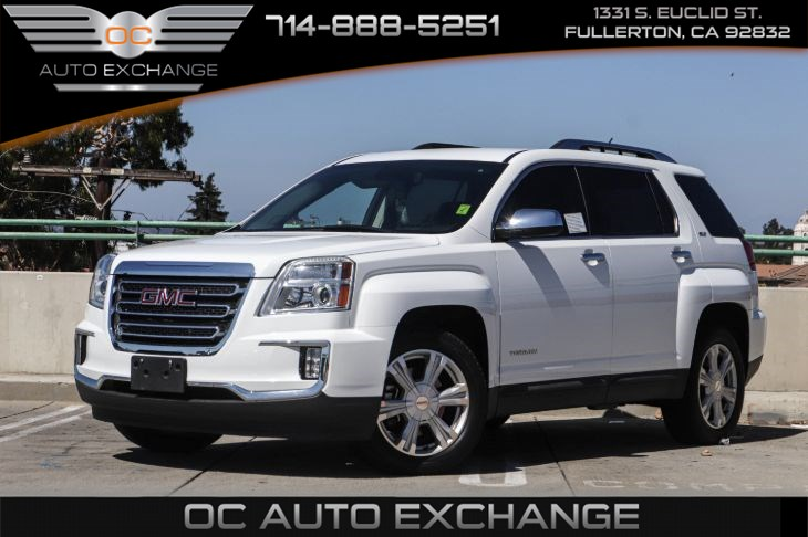 2016 GMC Terrain (SLT PREFERRED EQUIPMENT GROUP & REMOTE ENGINE START)