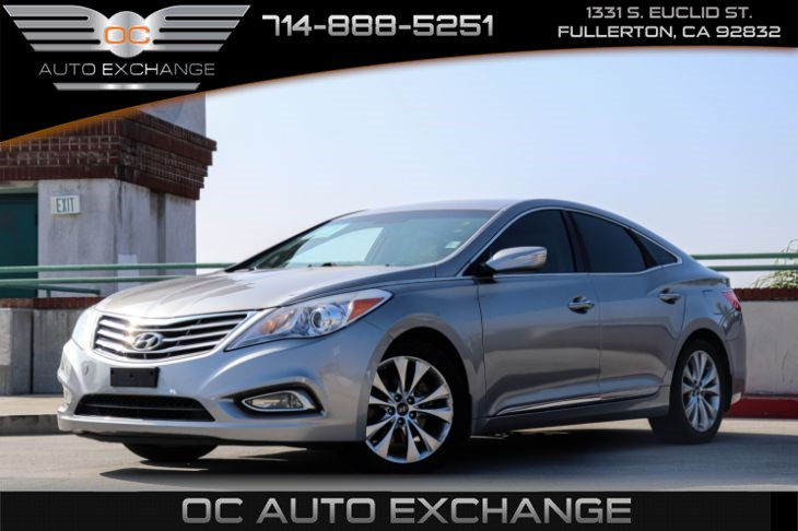 "2014 Hyundai Azera Limited (8"" TOUCHSCREEN DISPLAY & PUSH BUTTON START)"