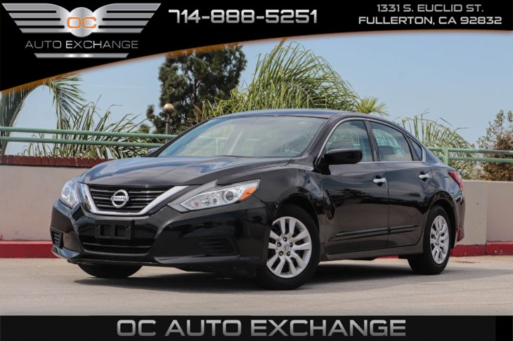2016 Nissan Altima 2.5 S (REMOTE ENGINE START & DRIVER'S POWER SEAT PKG )