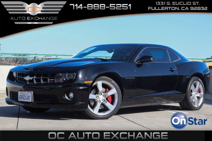2011 Chevrolet Camaro 2dr Cpe 2SS (RS & 2 SS Equip, Group Pkg)