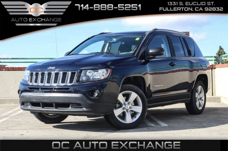 "2016 Jeep Compass Sport (AIR CONDITIONING & 17"" ALUMINUM WHEELS)"