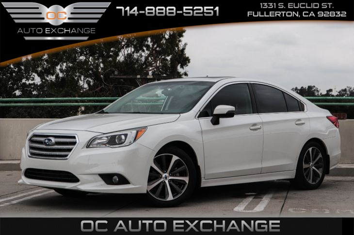 2017 Subaru Legacy Limited (POPULAR PKG #2 & NAVIGATION  )