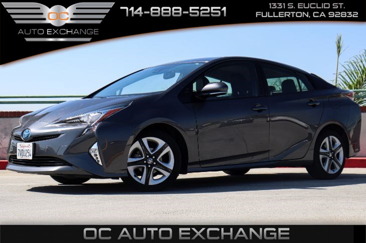 2016 Toyota Prius Four (TOURING PACKAGE & CRUISE CONTROL)