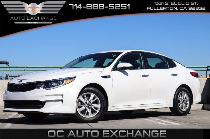 "2016 Kia Optima LX (CRUISE CONTROL & 16"" ALLOY WHEELS)"