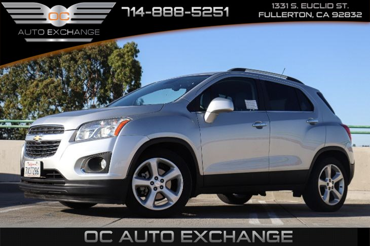2016 Chevrolet Trax FWD 4dr LTZ  ( Remote Vehicle Starter System)