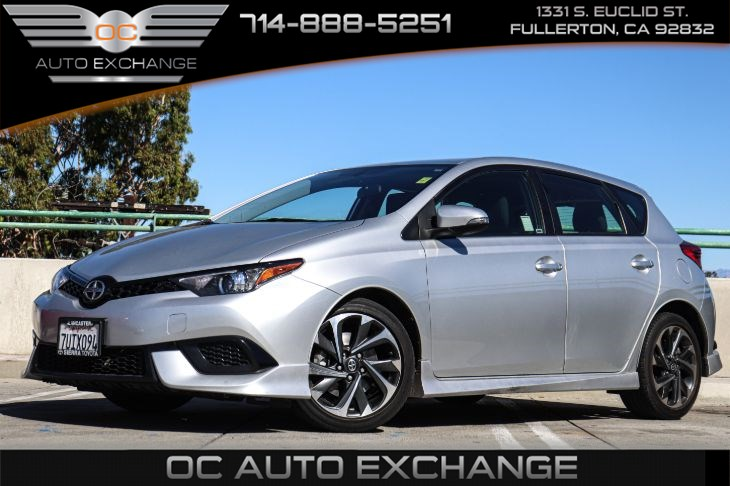 2016 Scion iM (COLD AC & 6-SPEAKER PIONEER SOUND SYSTEM)
