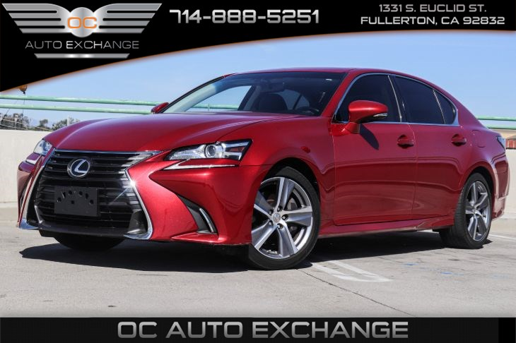 2016 Lexus GS 200t Base
