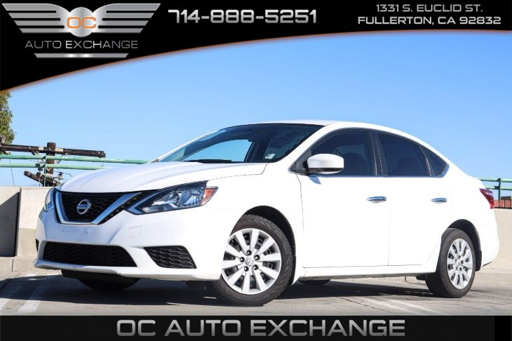 2017 Nissan Sentra SV (CRUISE CONTROL & COLD AC )