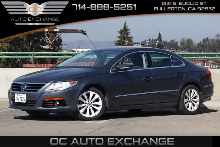 2010 Volkswagen CC Sport PZEV (Bluetooth & Traction Control)