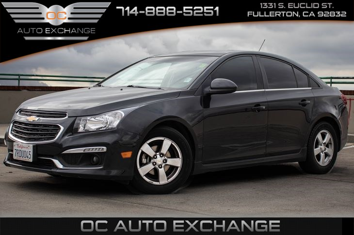 2016 Chevrolet Cruze Limited LT ( Driver Convenience, RS Packages)