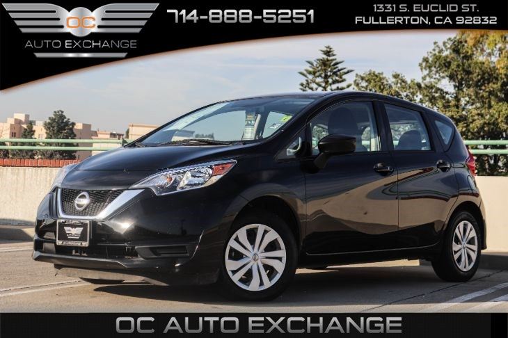 2018 Nissan Versa Note SV (HANDS-FREE TXT MSG ASSISTANT & CRUISE CONTROL))