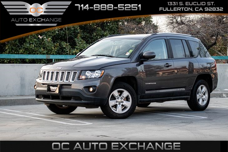 2017 Jeep Compass Latitude FWD *Ltd Avail* (Remote Start System)