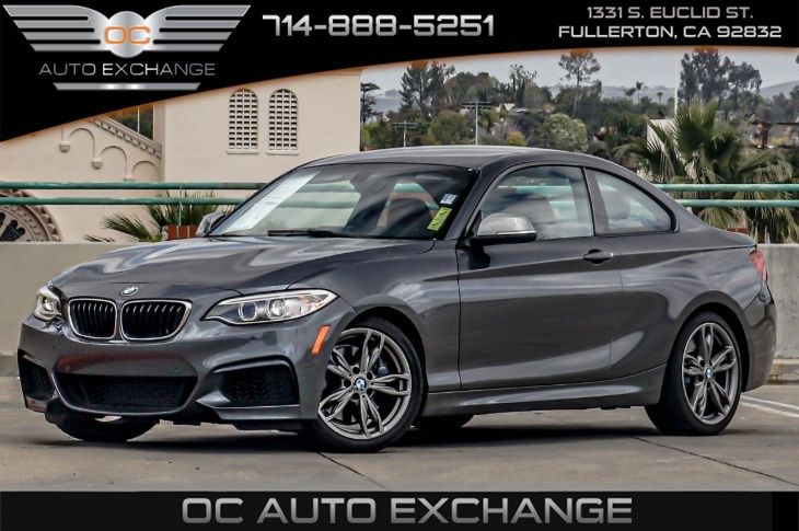 2016 BMW 2 Series M235i 2dr Cpe RWD (Drive Assist & Tech Pkgs)