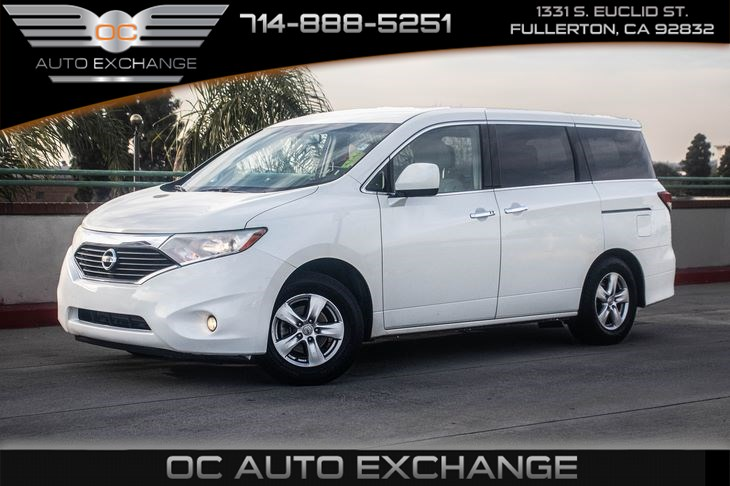 2011 Nissan Quest 4dr SV (Back up Camera & Bluetooth)