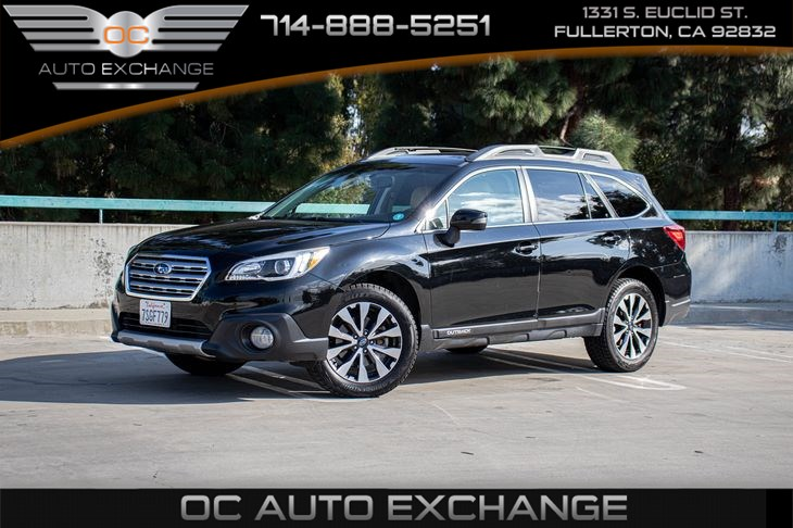 2015 Subaru Outback 2.5i Limited PZEV (Moonroof & Navi Packages)