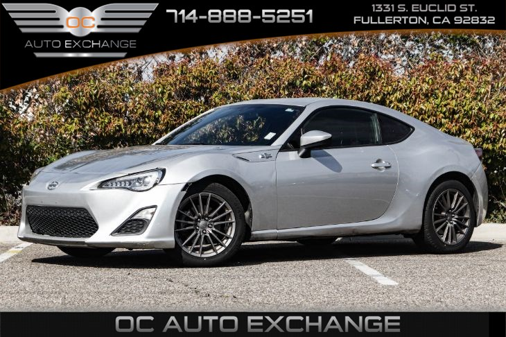 2013 Scion FR-S (Bluetooth & Traction Control)