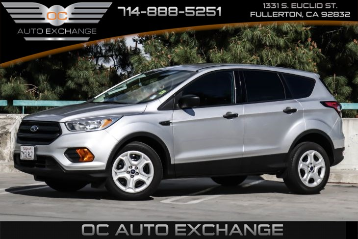 2017 Ford Escape S FWD (Rearview Camera & Bluetooth)