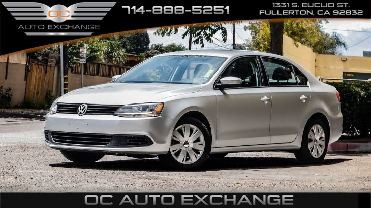 2014 Volkswagen Jetta Sedan SE (Media Device Interface, Anti-lock Braking Sys)
