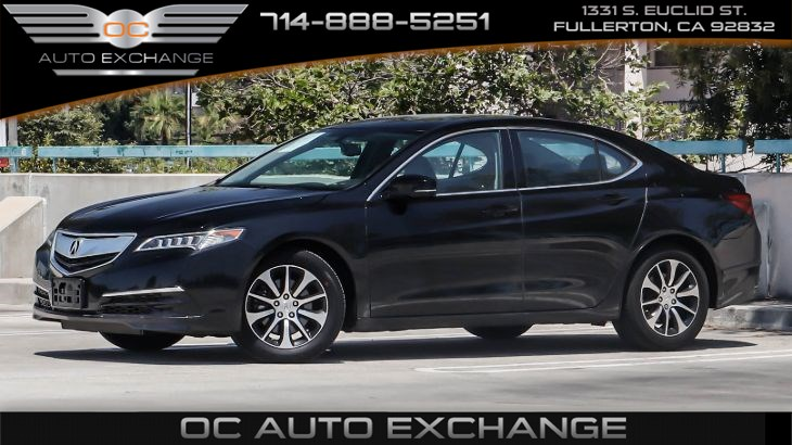 2017 Acura TLX (Push Button Start, BT, Back Up Cam)