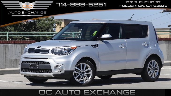 2018 Kia Soul + (BACK UP CAMERA BLUETOOTH)
