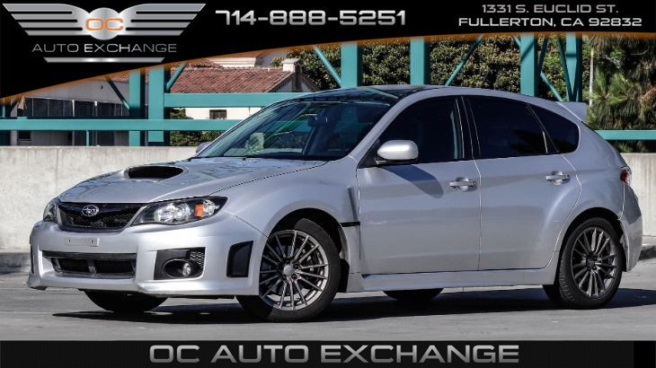 2011 Subaru Impreza Wagon WRX WRX(Bluetooth, Cruise control/audio controls)