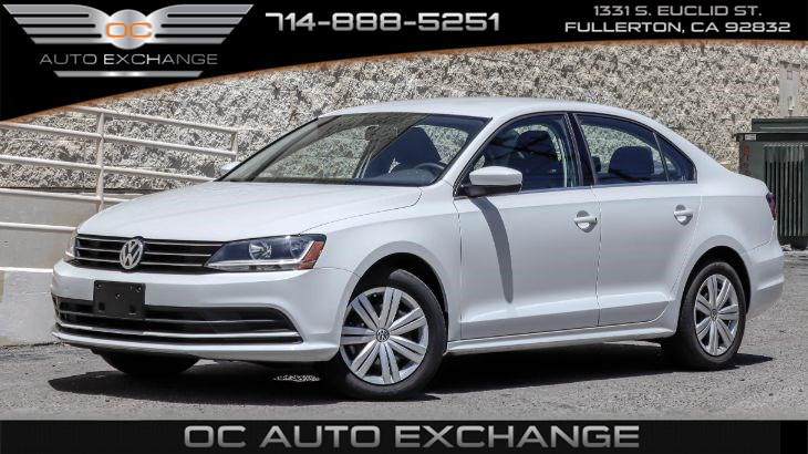 2017 Volkswagen Jetta 1.4T S (Rearview camera, Bluetooth, Cruise control