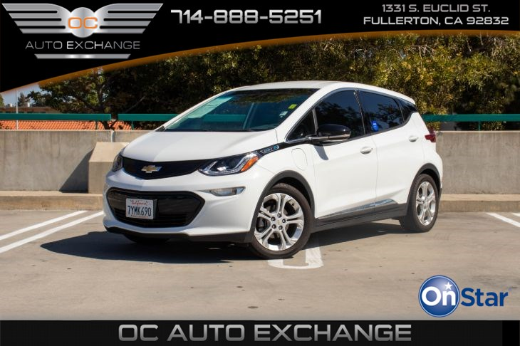 2017 Chevrolet Bolt EV LT (CRUISE CONTROL & REMOTE KEYLESS ENTRY)