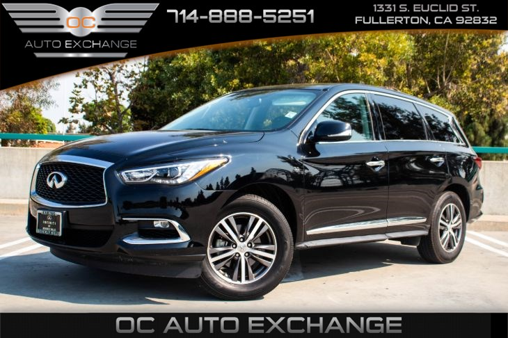 2017 INFINITI QX60 (REARVIEW MONITOR CAMERA & CRUISE CONTROL)