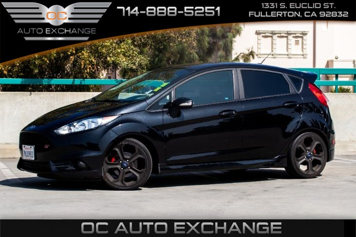 2015 Ford Fiesta Hatch ST (6-Speed MT, Push Button Start, Fog Lamps)