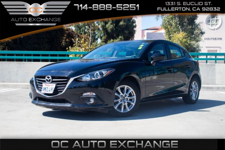 2016 Mazda Mazda3 i Touring (Back up Camera & BlueTooth/AUX)