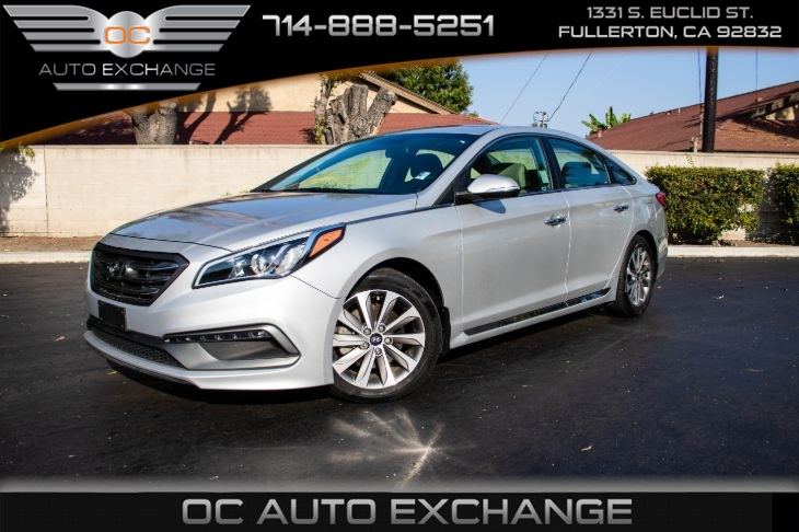 2017 Hyundai Sonata Sport (Bluetooth & Back Up Camera)