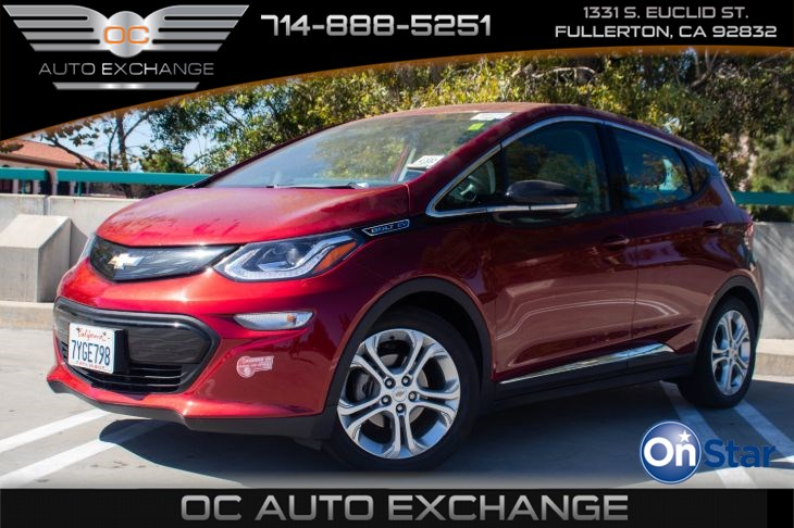 2017 Chevrolet Bolt EV LT (SPORT MODE & REMOTE KEYLESS ENTRY)