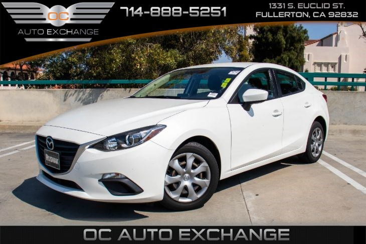 2016 Mazda Mazda3 i Sport (AUX & BACK UP CAMERA)