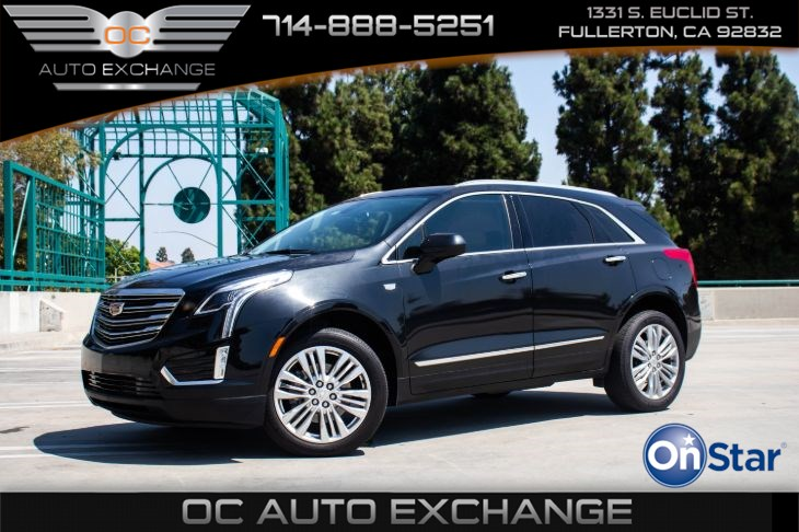 2017 Cadillac XT5 Premium Luxury FWD (BACK UP CAMERA & SPORT MODE)