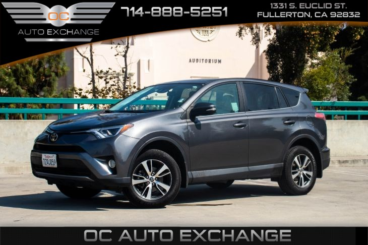 2017 Toyota RAV4 XLE (ECO/SPORT MODE & BACK UP CAMERA)