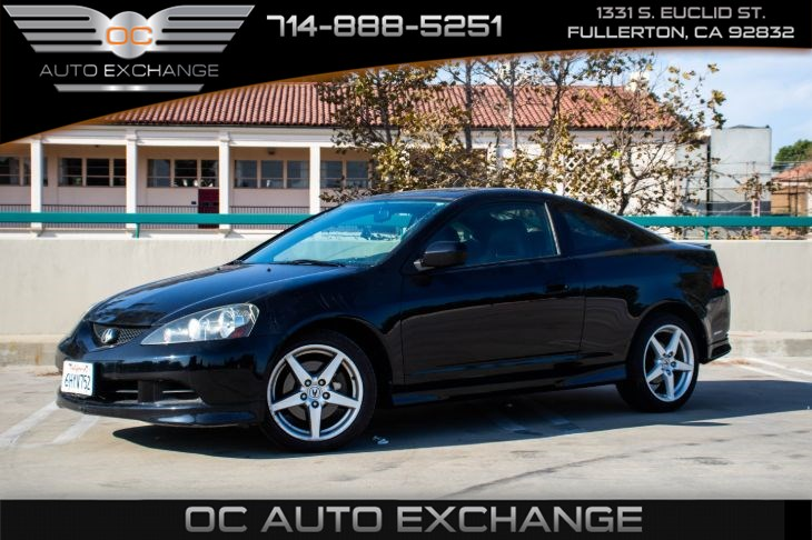 2006 Acura RSX Type-S Leather (BLUETOOTH & BACK UP CAMERA)