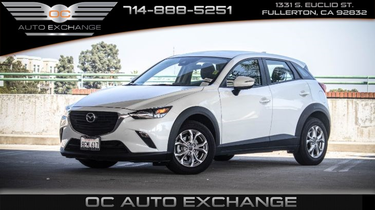 2019 Mazda CX-3 Sport FWD (Back Up Cam, Push Button Start)