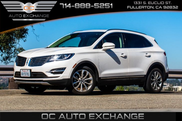 2018 Lincoln MKC FWD Select