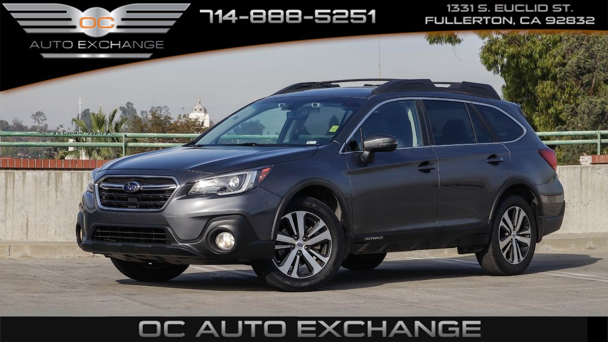 2018 Subaru Outback Limited (Navigation, Rear View Camera, Bluetooth)